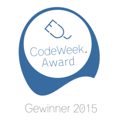 Logo Code Week Award